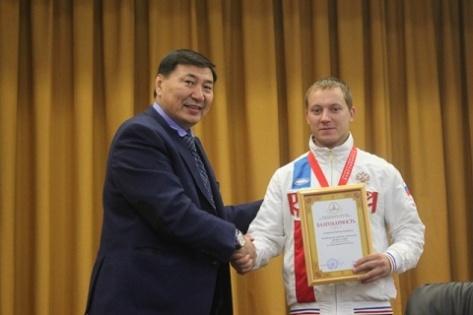 Бурятские спортсмены завоевали медали на Чемпионате мира (Фото)