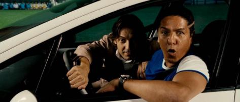 кадр из фильма /Такси/