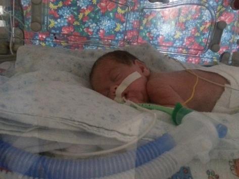 Надежда на спасение жизни маленькой девочки