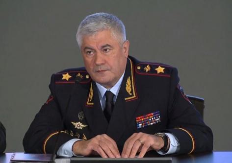 Министр внутренних дел России встретится с главой Бурятии