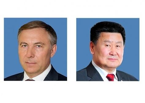 Сенаторы Варфоломеев и Мархаев встретились с новым министром образования РФ