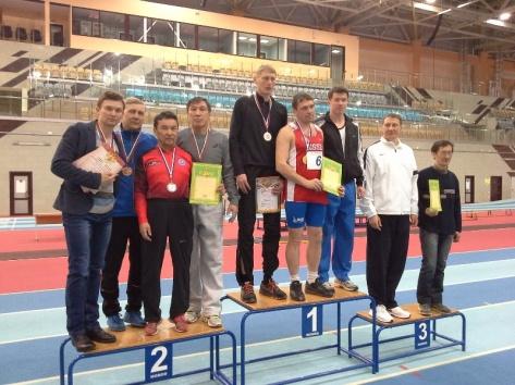 Успешные старты легкоатлетов-ветеранов Бурятии