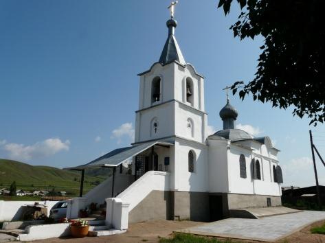 Тарбагатайская церковь: история старообрядцев просто невороятна