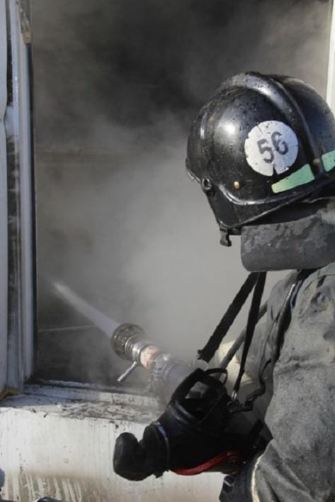 В Улан-Удэ горели торговые павильоны