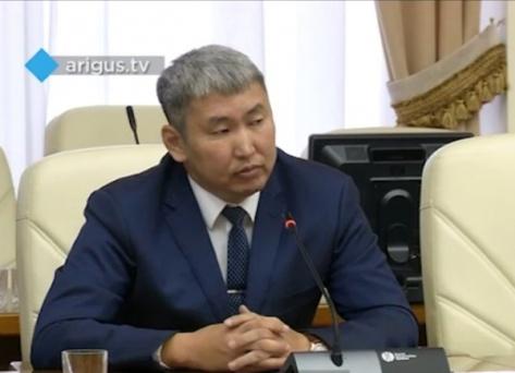 Баир Жалсанов назначен врио министра образования Бурятии
