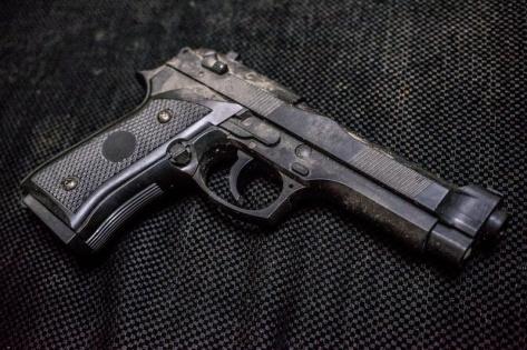 В Иркутске застрелили коллектора