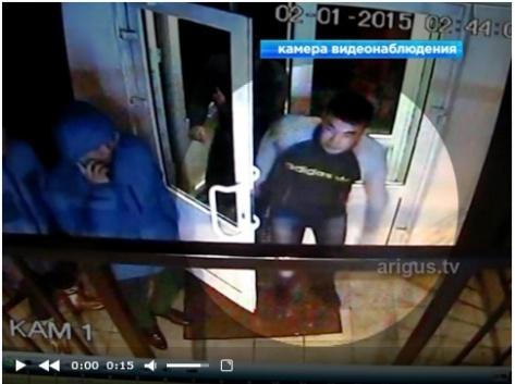 В Улан-Удэ разыскивается стрелявший в ночном клубе