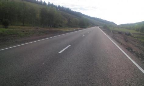 В Бурятии приведут в нормативное состояние два участка федеральной дороги