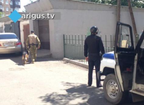 Ариг Ус: в Улан-Удэ во дворе дома произошел взрыв