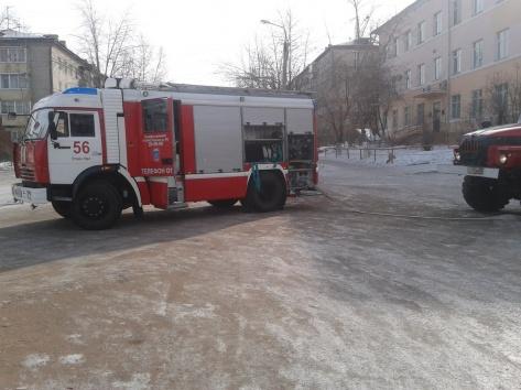 В Улан-Удэ эвакуировали Русский Драмтеатр