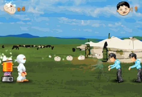 В Appstore появилась игра BuuzaNinja разработчиков из Улан-Удэ