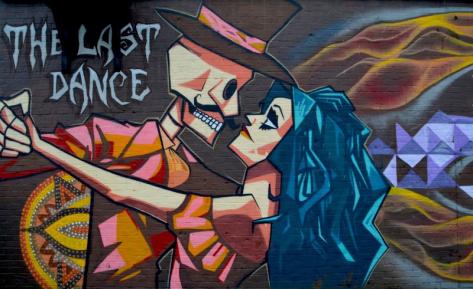 Уличное искусство / pixabay.com