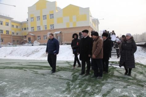пресс-служба Мэрии Улан-Удэ