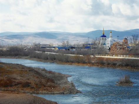 В Улан-Удэ в реке Уда обнаружена сальмонелла