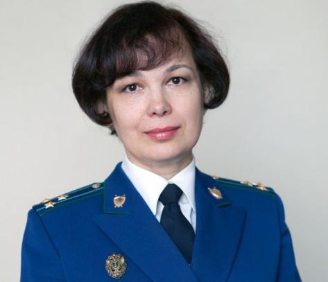 Народный Хурал Бурятии одобрил Галину Ковалеву на должность прокурора республики