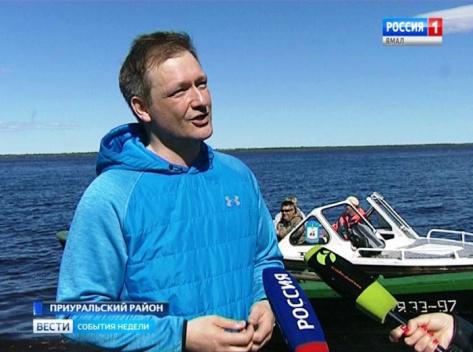 Немецкий юрист вплавь пересечет Байкал
