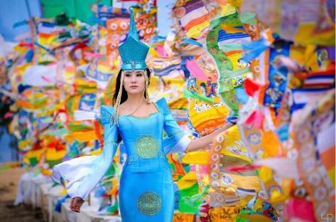 Улан-удэнка вошла в топ-12 международного конкурса красоты