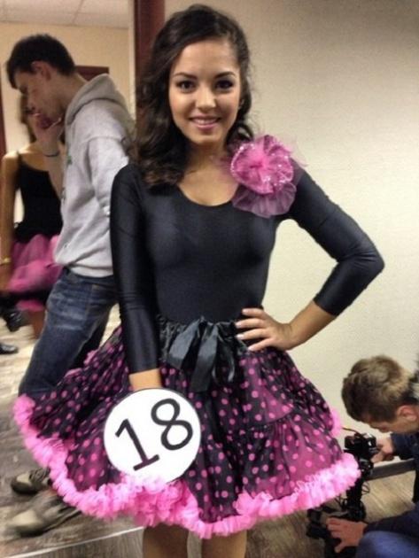 Студентка из Улан-Удэ стала одной из самых красивых девушек Москвы