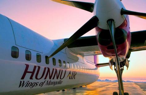 В Бурятию «заходит» первый транзитный рейс «Монголия – КНР»