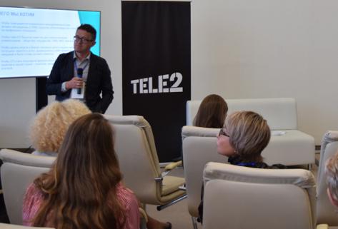 """Tele2 выступил организатором ток-шоу """"Социальное предпринимательство. Медиа. Другие правила"""""""