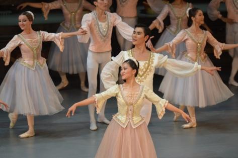 Бурятский театр оперы и балета выступил в Японии (ФОТО)