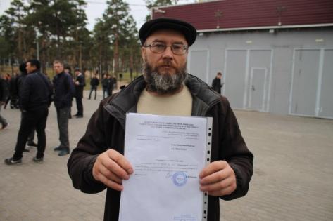 Алексей Карнаухов, фото - Василий Тараруев