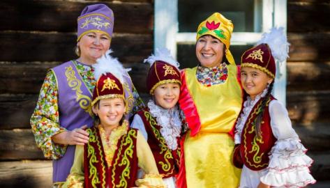 Автономия татар Бурятии