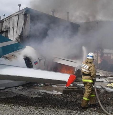 Погибший в Бурятии командир Ан-24 был опытным пилотом – АК