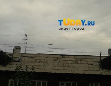 Самолет Дмитрия Медведева приземлился в Улан-Удэ