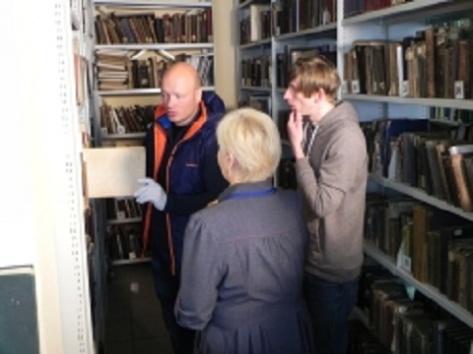 Национальная библиотека Бурятии приняла участие в телевизионном проекте «Земля героев» (Фото)
