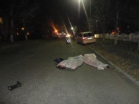 В Улан-Удэ пьяный именинник за рулем насмерть сбил семейную пару (Фото)