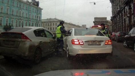 ГИБДД ГУМВД России по Санкт-Петербургу и Ленинградской области