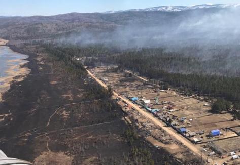 В Бурятии 15 семьям в Черемушках уже строят дома