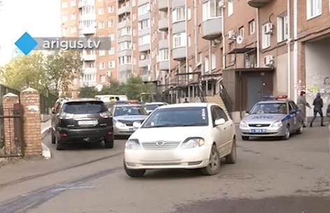 В Улан-Удэ женщина переехала ребенка