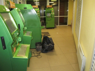 Житель Улан-Удэ пытался ограбить банкомат чтобы купить квартиру