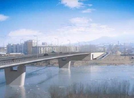 Новый мост через Уду может стать платным