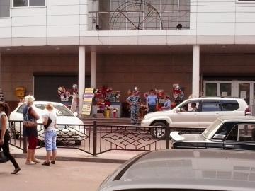 Центральный рынок Улан-Удэ эвакуировали из-за бомбы