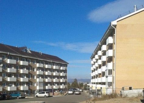 Ввод новых домов в Улан-Удэ снизился в 2,5 раза