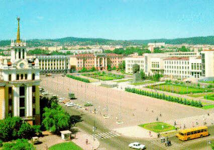 Улан-Удэ занял 6 место в конкурсе Города России