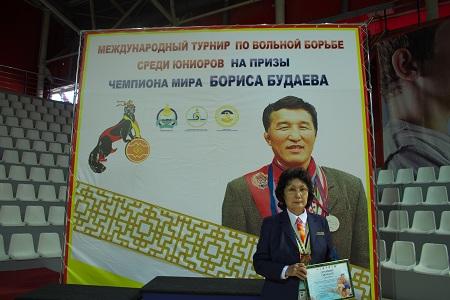 В Бурятии определены победители Международного турнира по вольной борьбе