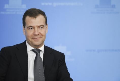 Дмитрий Медведев поздравил Улан-Удэ с 350-летием