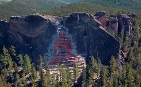 Самое большое изображение Будды освятят в Бурятии