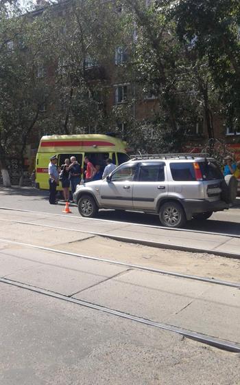В Улан-Удэ один и тот же водитель совершил два наезда на пешеходов