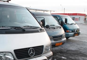 Улан-удэнский маршрутчик выкинул пассажирку из салона