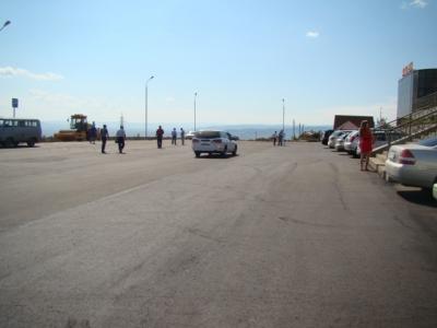 К дацану на Лысой горе построили дорогу