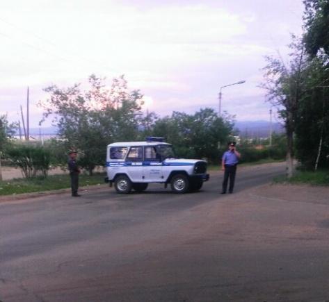 Болванку от снаряда обнаружили в Улан-Удэ