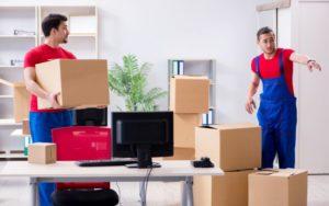 Несколько способов сделать переезд в новый офис простым и удобным