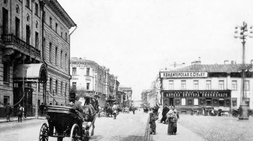 Всё те же лужи, грязь и церкви, но кажется уютнее чем сейчас: 24 фото, как выглядела Москва 120 лет назад