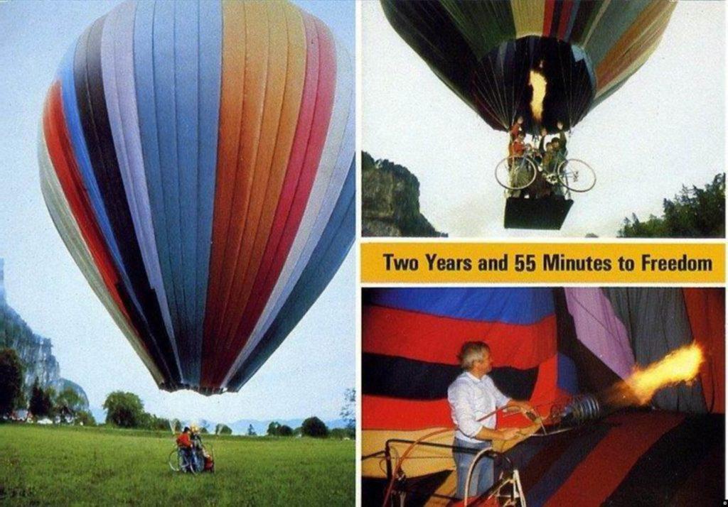 Про Роберта Гутыру, который сбежал с семьей из СССР на воздушном шаре в 1984 году: рассказываю как сложилась его судьба потом