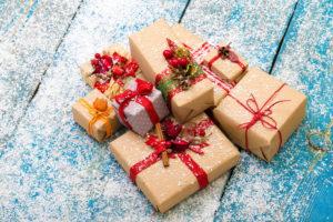 Новый год и сказочные подарки